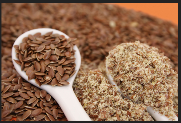 flaxseed whole vs ground
