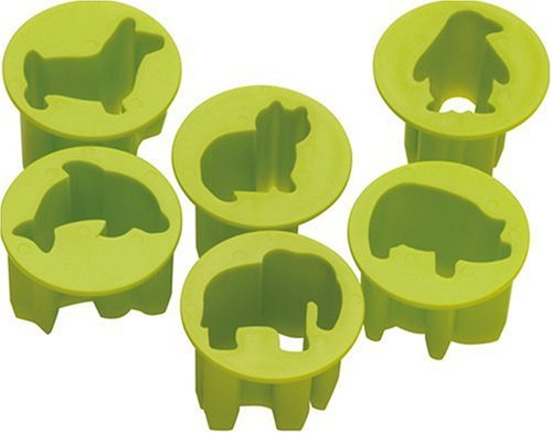 vegetable animal molds